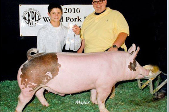 GRAND CHAMPION, Reserve Grand, 3rd Heavy