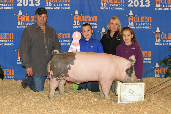 4TH PLACE CROSSBRED