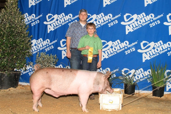 5TH PLACE CROSSBRED