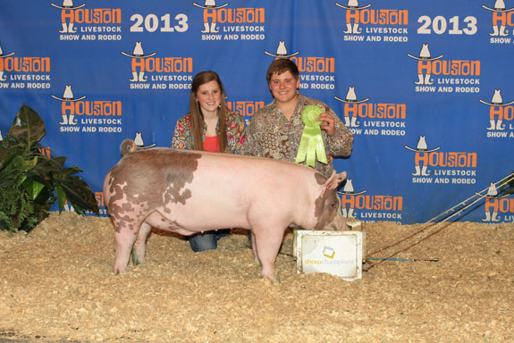 6TH PLACE CROSSBRED