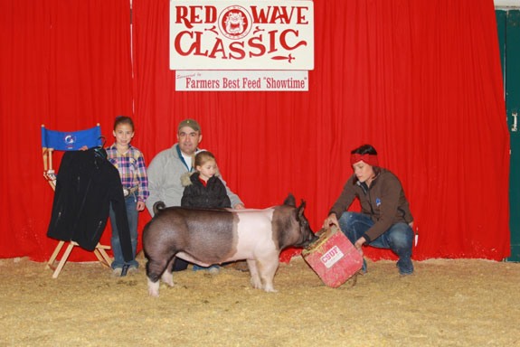 RESERVE GRAND OVERALL