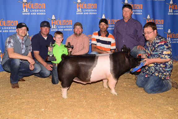 RESERVE CHAMPION MIDDLEWEIGHT OTHER CROSS