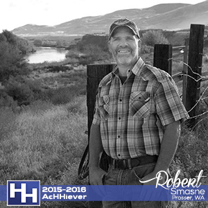 Robert Smasne - Heimer Hampshires AcHHiever
